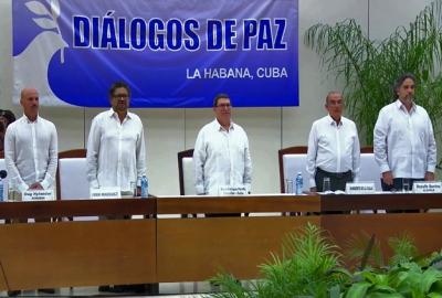 CUBA-COLOMBIA-FARC-PEACE ACCORD